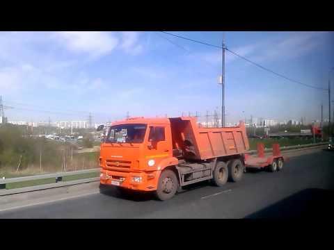 . Москва-Южные ворота-ТК Садовод. Поездка на автобусе Москва-Пенза