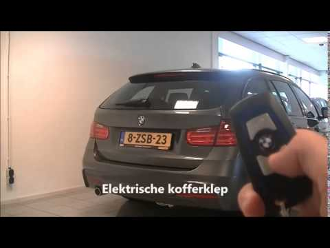 bmw 3 serie 320i touring aut m pakket 2015 youtube. Black Bedroom Furniture Sets. Home Design Ideas