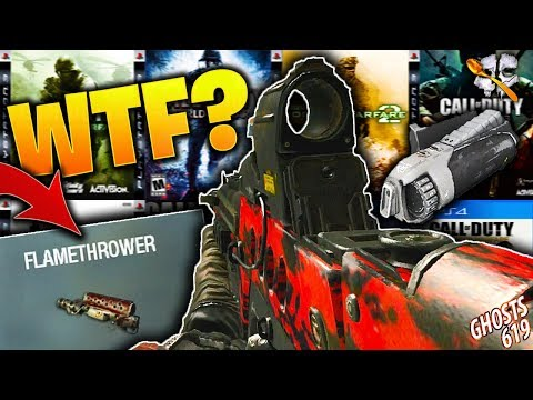 10 Attachments That Have Only Been in 1 CoD
