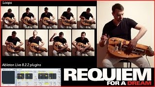 REQUIEM FOR A DREAM Cover - Electro Hurdy-Gurdy - Ableton Live - Vielle à roue