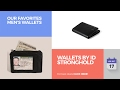 Wallets By Id Stronghold Our Favorites Men's Wallets