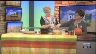 Pure NE  Karol Swan   Pumpkin Pudding