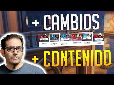 OVERWATCH: PRÓXIMO CONTENIDO y CAMBIOS! ENTREVISTAS a JEFF KAPLAN | Sr Jambo thumbnail