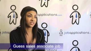 Guess Interview - Sales Associate