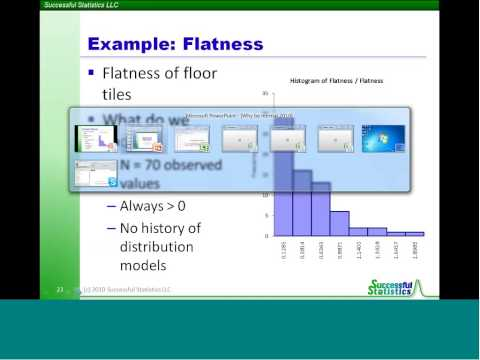 Why be Normal? Selecting the Best Distribution Models - Palisade Webcast