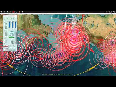 4/12/2019 -- Large M6.8 (M7.0) earthquake strikes Indonesia -- MAJOR SEISMIC UNREST