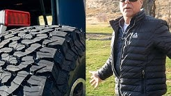 The BEST All Around Jeep Tires - 2018