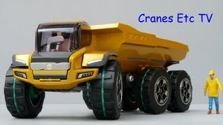 Motorart Volvo Centaur by Cranes Etc TV