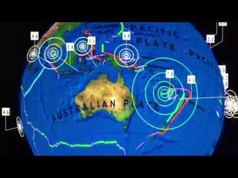 //ALERT\\7.0 Earthquake New Caledonia/Tsunami Warning Issued 30/10/2017