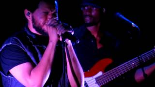 The Weeknd - The Knowing @ Lincoln Hall in Chicago 5/3/2012