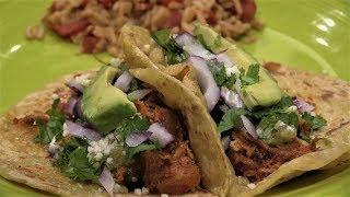 Tacos Al Pastor Recipe | Pork Street Tacos