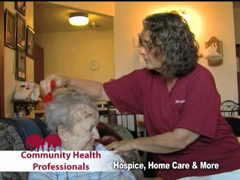 Community Health Professionals - Private Duty Services