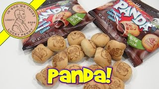 Hello Panda Chocolate Creme Filled Cookies, Sports Edition!