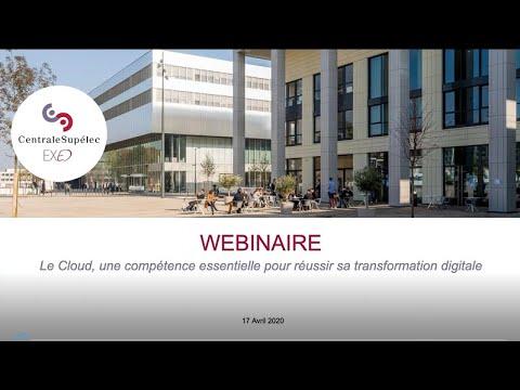 Cloud Computing, une compétence essentielle pour réussir sa transformation digitale