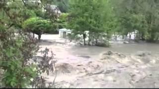 Inondations dans les Pyrénées Thumbnail