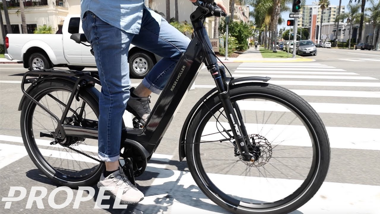 Riese & Müller Nevo3 Electric Bike Review