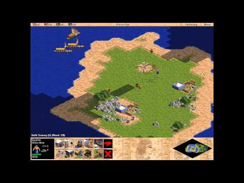AoE1 Campaign - Part 6: River Outpost (Ascent of Egypt)
