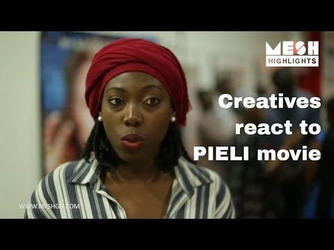 Ghanaian creatives react to Pieli movie after premiere
