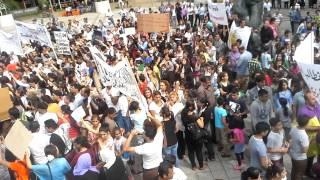 Протест курдских езыдов