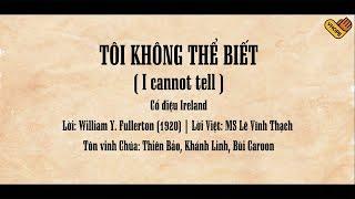 VHOPE | Tôi Không Thể Biết - Thiên Bảo, Khánh Linh & Bùi Caroon | CHẠM+