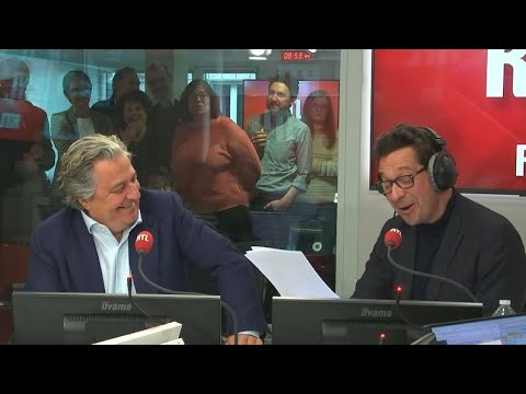 La chronique de Laurent Gerra face à Christian Clavier, Gérard Depardieu et Bertrand Blier