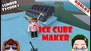 Roblox - Lumber Tycoon 2 - Ice Cube Maker :)