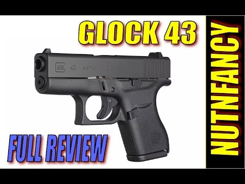 Nutnfancy Review on Glock 43