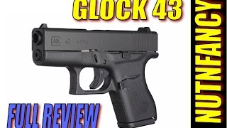 Nutnfancy Review on Glock 43