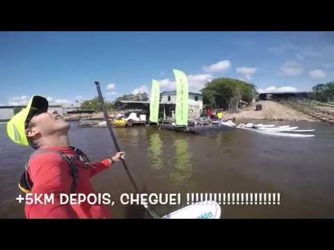2014 11 16  SUP Trip Travessia Rio Negro