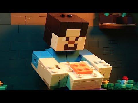 New Lego Minecraft Sets 2020 LEGO Minecraft Big Figs Set Stop Motion Animation 2019 Compilation