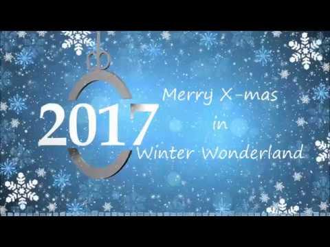 ★⁂ Merry Christmas in Winter Wonderland ⁂★ [HD]