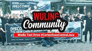 Media Test Drive #CortezGoesCentralJava