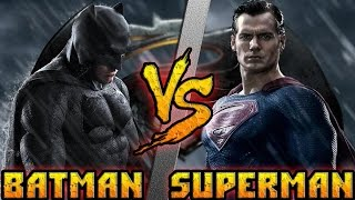 Бэтмен против Супермена / Кто кого? / Batman vs Superman