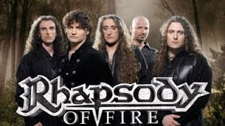 RHAPSODY OF FIRE LIVE FULL CONCERT - BOOTLEG , RIPRESE & MONTAGGIO ...