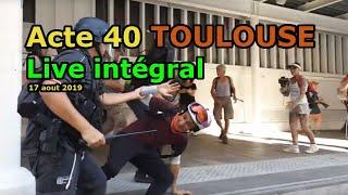 Acte XXXX / 40 TOULOUSE Gilets Jaunes