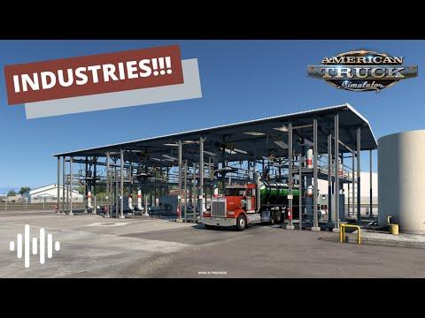 WYOMING INDUSTRIES!!! | American Truck Simulator (ATS) | Prime News
