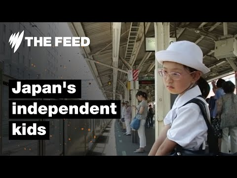 Japan's Independent Kids (2015) short doc on Japanese cultural emphasis of independence and self-reliance from an extraordinarily young age