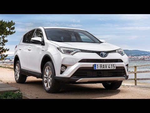 2016 toyota rav4 hybrid eu version review rendered price specs release date youtube. Black Bedroom Furniture Sets. Home Design Ideas