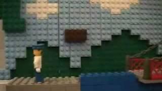 Mario in Legoland
