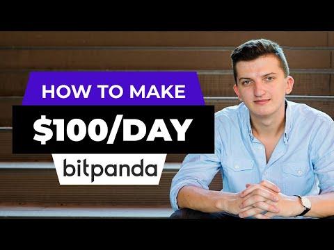 How To Make Money On BitPanda in 2021 (For Beginners)