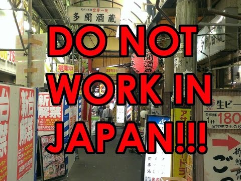 Dreamcrusher: Japan, a Fu*king Nightmare [WARNING] DO NOT WORK IN JAPAN