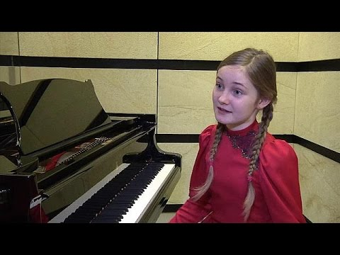 """Cinderella"" opera written by 11-year-old Briton takes Vienna by storm"