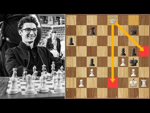 Attention! It's Fabi vs Shakh | Batumi Chess Olympiad (2018)