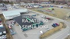 Vapaa toimitila yht. 120 - 240m², Rajatie 50, Seinäjoki, TILOI