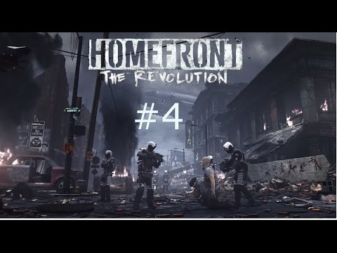 Let's Play Homefront The Revolution #4 - Agent in der Gelben Zone [German/Deutsch]
