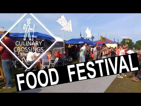 Amsterdam -Meals on wheels- Food Festival