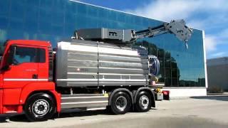 Демонстрация комбинированной каналопромывочной и илососной машины Moro (Италия)(, 2013-01-23T06:33:05.000Z)
