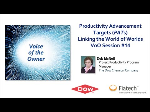 Linking the World of Worlds to Advance Productivity