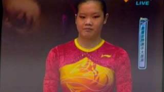 1.奧運金牌選手大匯演(女子跳馬-團體)