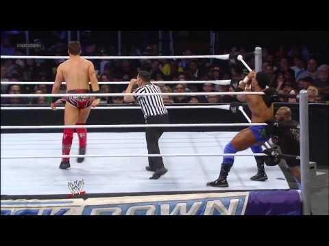 The Miz vs. Darren Young: SmackDown, Jan....